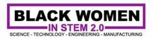 Black Women in STEM 2.0 logo